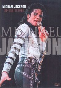 Cover Michael Jackson - One Night In Japan [DVD]